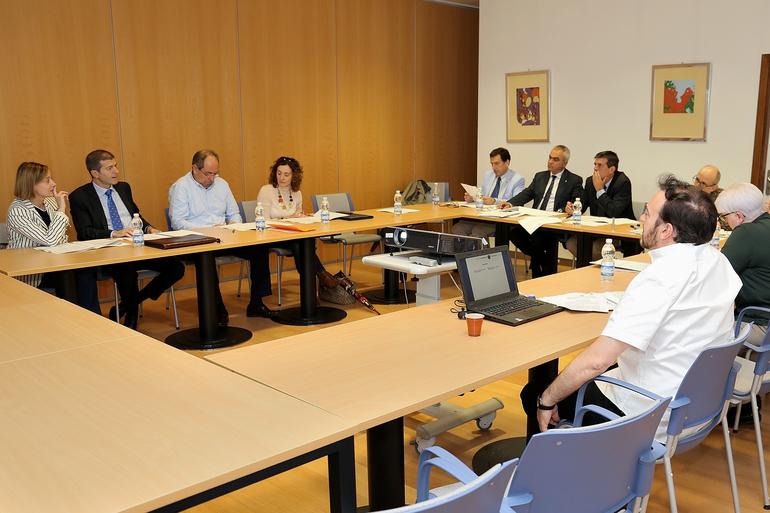 Constituida la Comisión Técnica Asesora de Juego tras la aprobación del nuevo Reglamento General de Juego de Euskadi