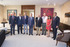 El Lehendakari recibe a responsables del Círculo de Artesanos de Sanlúcar de Barrameda
