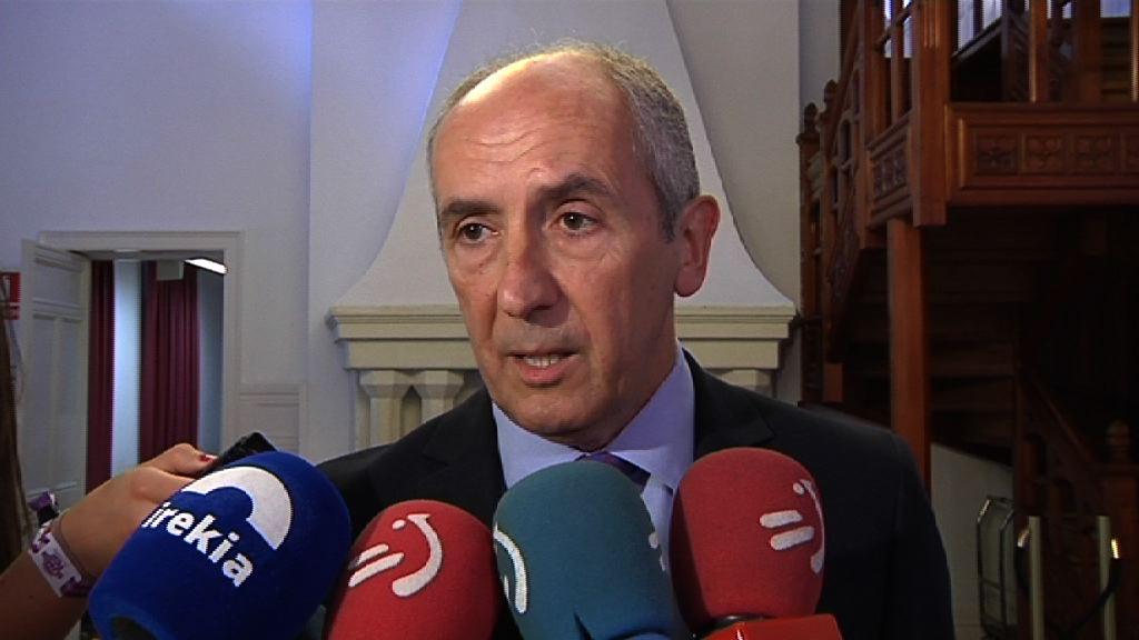 Erkoreka considera que la Fiscalía ha quebrado el principio de proporcionalidad en el caso de Alsasua