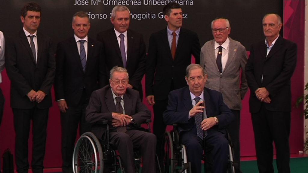 """Gizarte Segurantzaren kudeaketa """"hurbilekoa"""" izatea aldarrikatu du Lehenakariak LagunAro BGAEren 50. urteurrenean"""
