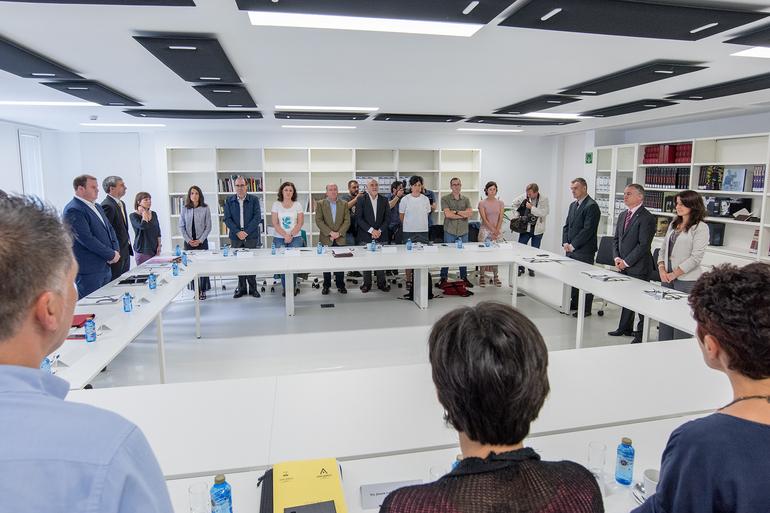 El Lehendakari preside el Consejo de Dirección de Gogora que ya cuenta con una propuesta de Programa de Actuación para la presente Legislatura