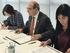 Osakidetza, la Universidad del País Vasco y BIOEF firman un convenio para la creación del Instituto de Investigación Sanitaria Bioaraba