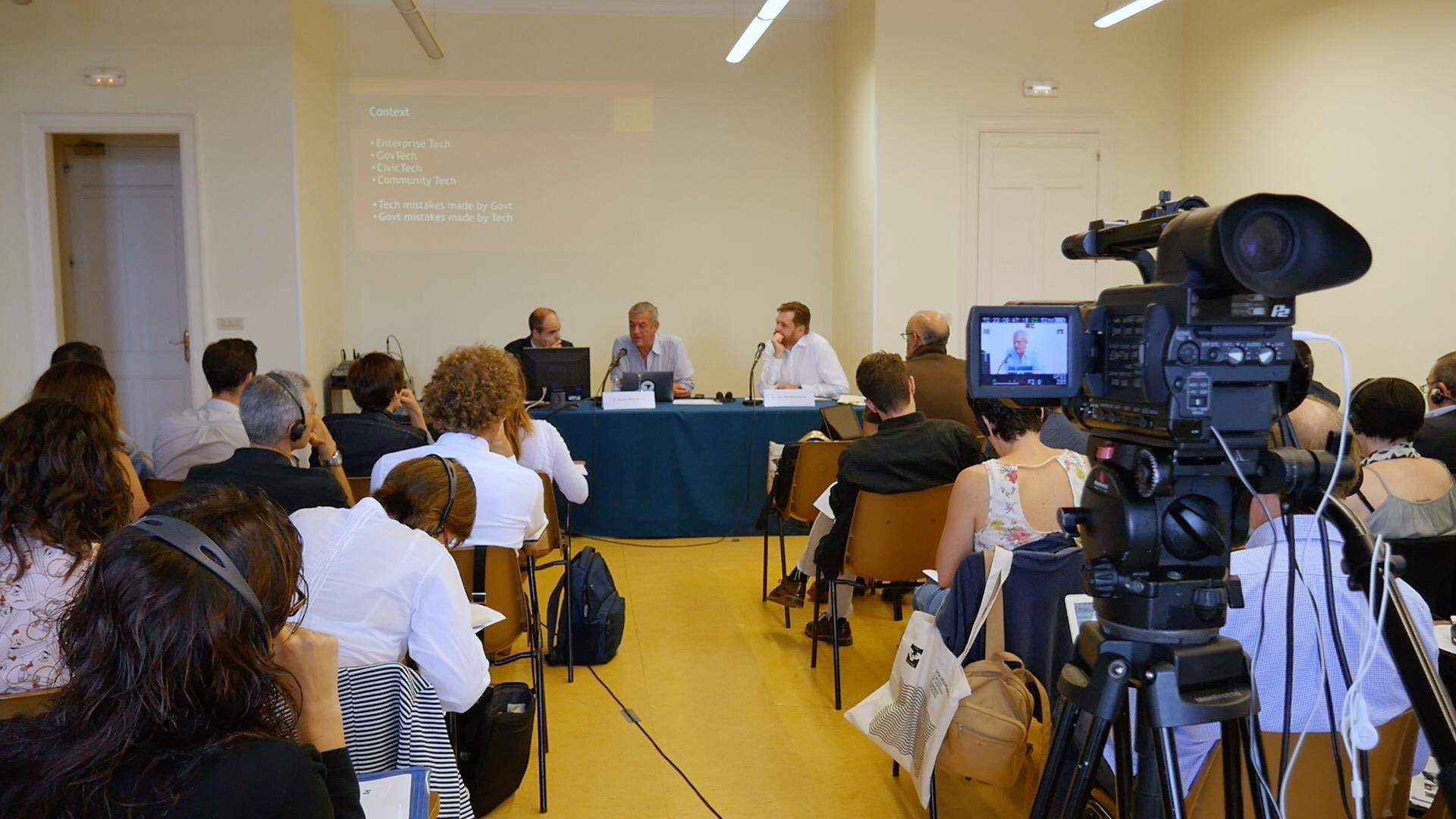 Los Cursos de Verano de la UPV/EHU profundizan en las distintas experiencias en materia de Gobierno Abierto