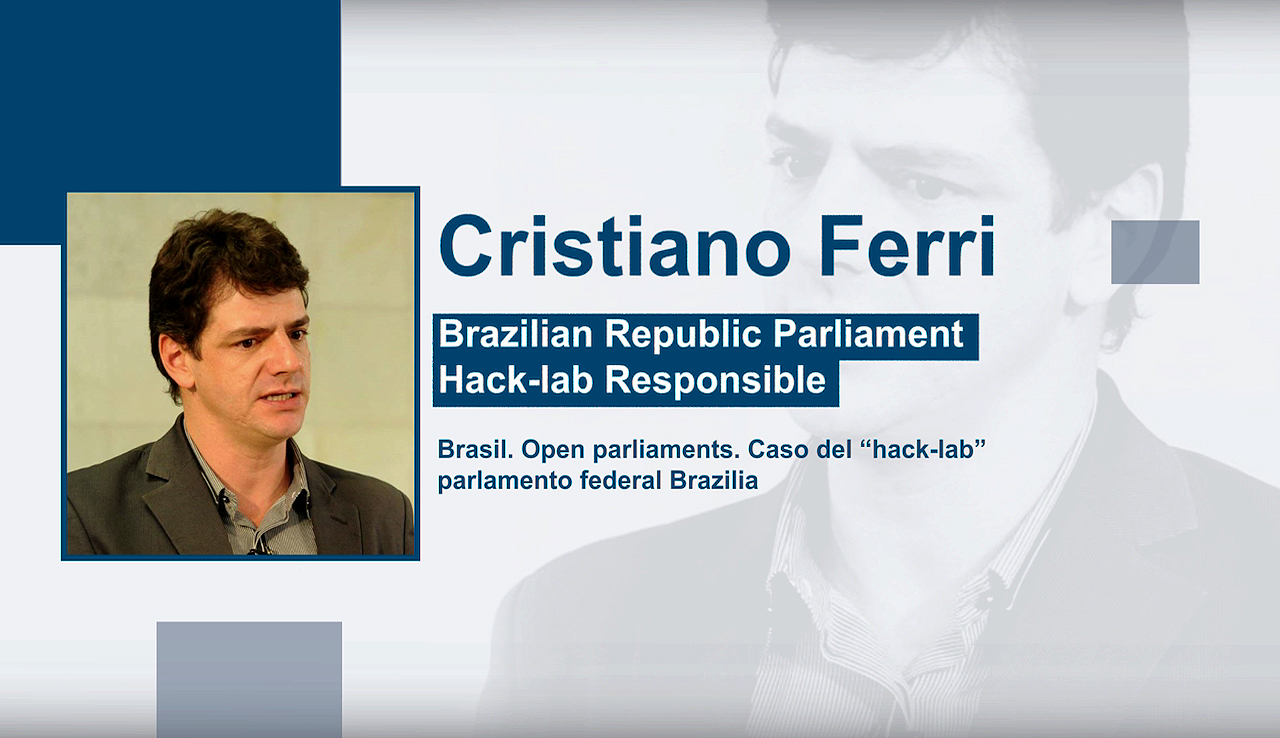 Estrevista a Cristiano Ferri. Brazilian Republic Parliament Hack-lab Responsible