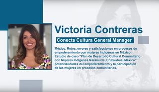 Entrevista victoria contreras elkarrizketa