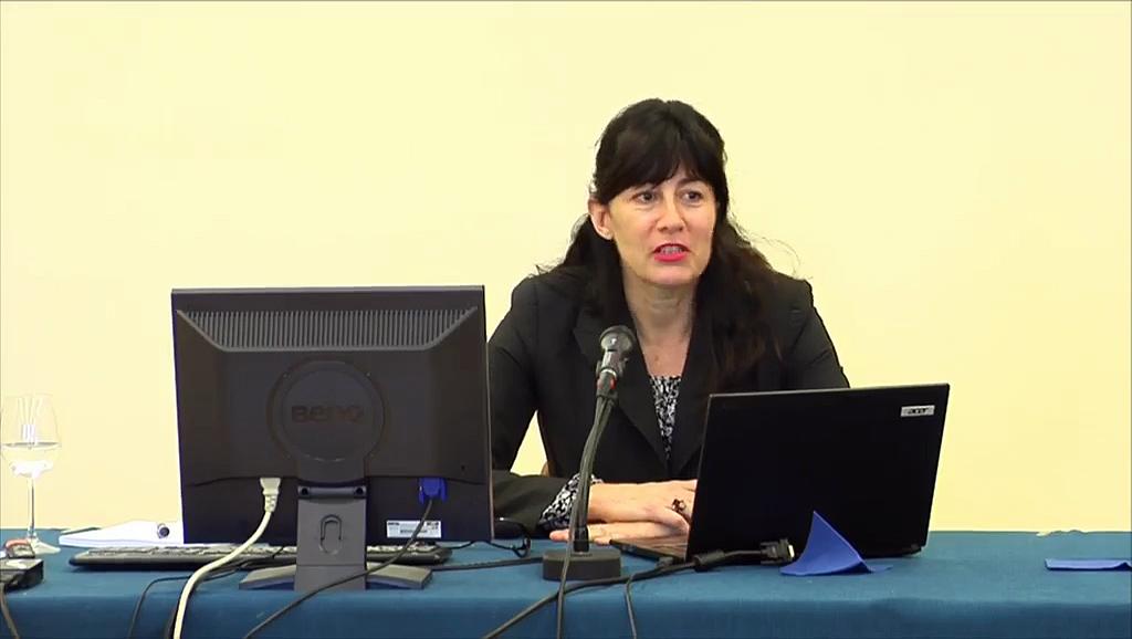 "Miren Gutiérrez Almazor. Ponencia: ""Open Data & Activismo"""