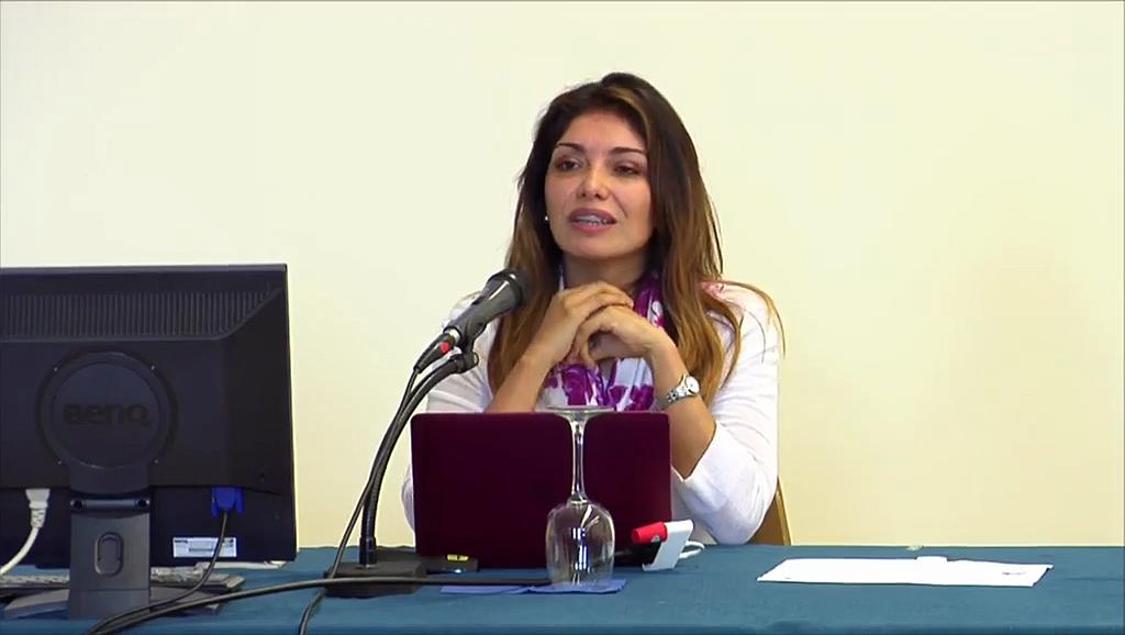 """Victoria Contreras. Ponencia: """"Retos, errores y satisfacciones en procesos de empoderamiento con mujeres indígenas en México"""""""