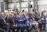 Bombas Azcue fabrika berriaren inaugurazioan izan da Lehendakaria