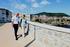 Tapiak Lekeitio bisitatu du, kostaldeko udalerriko proiektu nagusiak aztertzeko