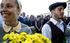 Eusko Jaurlaritzak parte hartu du Vitoria-Gasteizko Andre María Zuriaren jaien hasieran