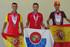La participación de la Ertzaintza en los juegos de Los Angeles se salda con ocho medallas, cinco de ellas de oro