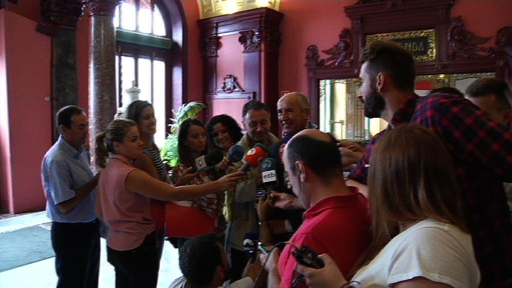 """Josu Erkoreka: """"el Gobierno Vasco participará en la manifestación de Barcelona en apoyo a las víctimas, y como muestra de su firmeza en contra de la violencial"""""""