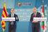 Josu Erkoreka ha recibido a Jordi Turull, consejero de la Presidencia y portavoz de la Generalitat de Catalunya