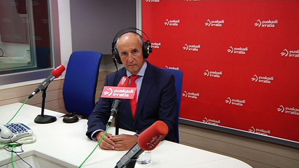 """Erkoreka considera que tras el 1-O los gobiernos catalán y español van a tener que """"abrir la vía del diálogo"""""""