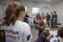 Los jóvenes del nuevo Cuerpo de Solidaridad Europeo desarrollan su actividad en Norcia, Italia, recuperando lo destruido por el terremoto