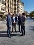 """El Gobierno Vasco asiste a los actos con motivo del """"Día de la Memoria Histórica de San Sebastián"""", organizados por el Ayuntamiento"""