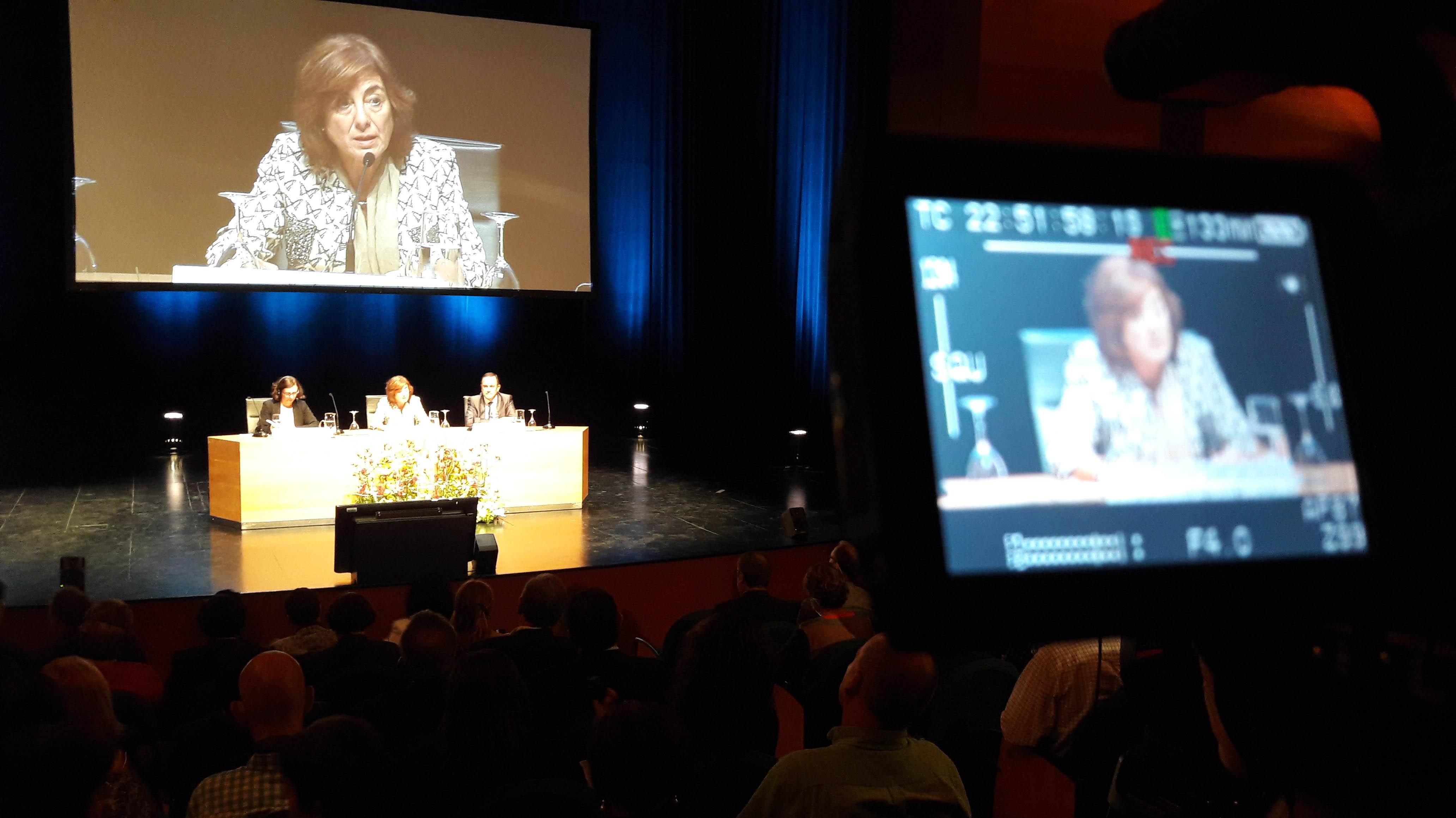 Jornadas Internacionales de Formación Profesional en San Sebastián