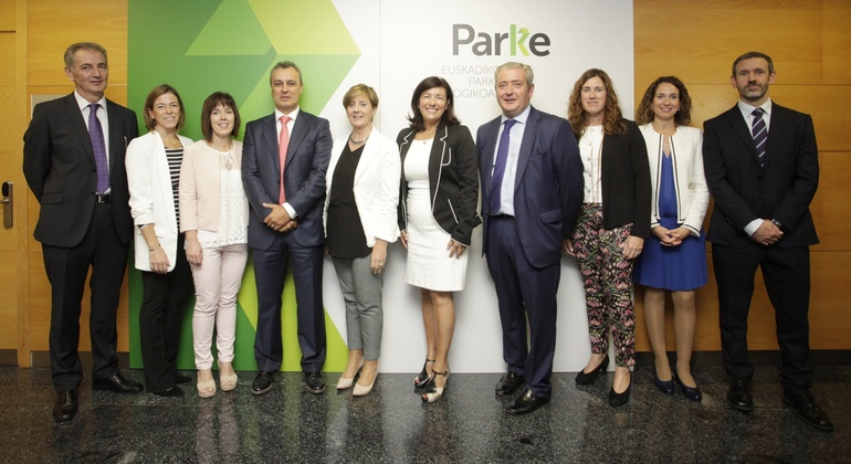 La Red de Parques Tecnológicos será el principal agente de innovación, desarrollo tecnológico y de captación de proyectos estratégicos para Euskadi
