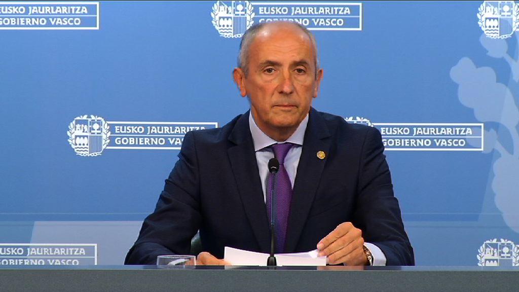 Eusko Jaurlaritzak dio Espainiako Gobernuak 37 transferentzia zor dizkiola Euskadiri 1979ko Gernikako Estatutua onetsi zenetik