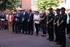 La Ertzain-etxea de Sestao homenajea a 30 ertzainas y laborales que han trabajado en el centro policial durante los 25 años de  existencia