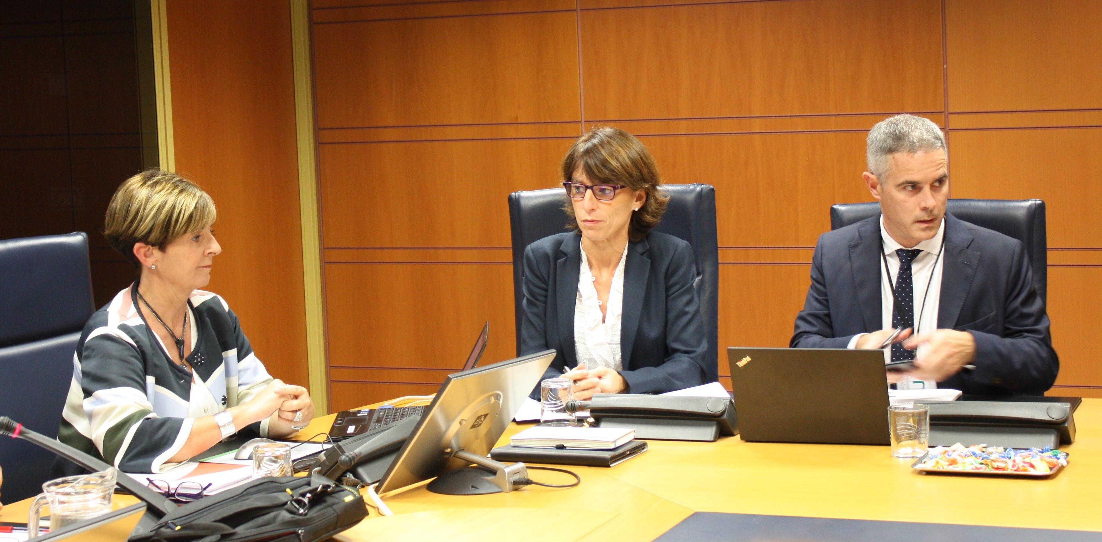 El Gobierno Vasco presenta en el Parlamento el nuevo Plan interinstitucional de Emprendimiento 2020