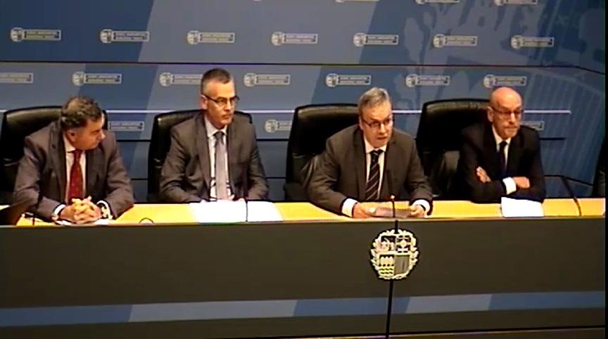 """""""Tenemos que fomentar un relevo generacional que facilite al comercio vasco reinventarse en las claves del siglo XXI"""" afirma Retortillo"""