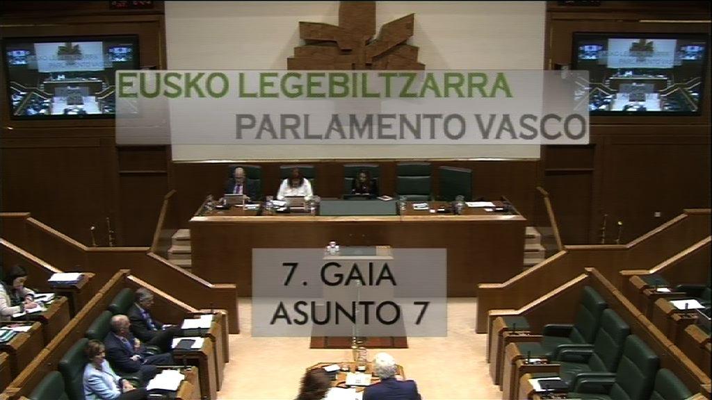 Interpelación formulada por D.ª Eukene Arana Varas, parlamentaria del grupo Elkarrekin Podemos, al lehendakari, relativa a violencias machistas y medidas extraordinarias