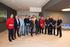 El Lehendakari visita la renovada Ertzain Etxea de Ondarroa tras eliminar el muro perimetral de las dos fachadas principales y mejorar el acceso y la atención a la ciudadanía
