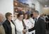 El Lehendakari visita el Centro Sociosanitario de Cruz Roja de San Sebastián