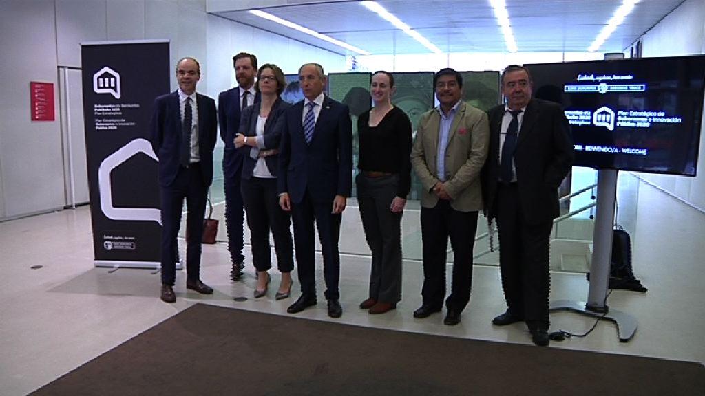 El Gobierno Vasco aprobará, antes de finalizar el año, su estrategia para consolidar Euskadi como región europea innovadora en gobernanza pública