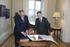 """El Lehendakari pone en valor la """"cultura democrática"""" y el """"diálogo político"""" de Quebec en su visita a la Asamblea Nacional"""
