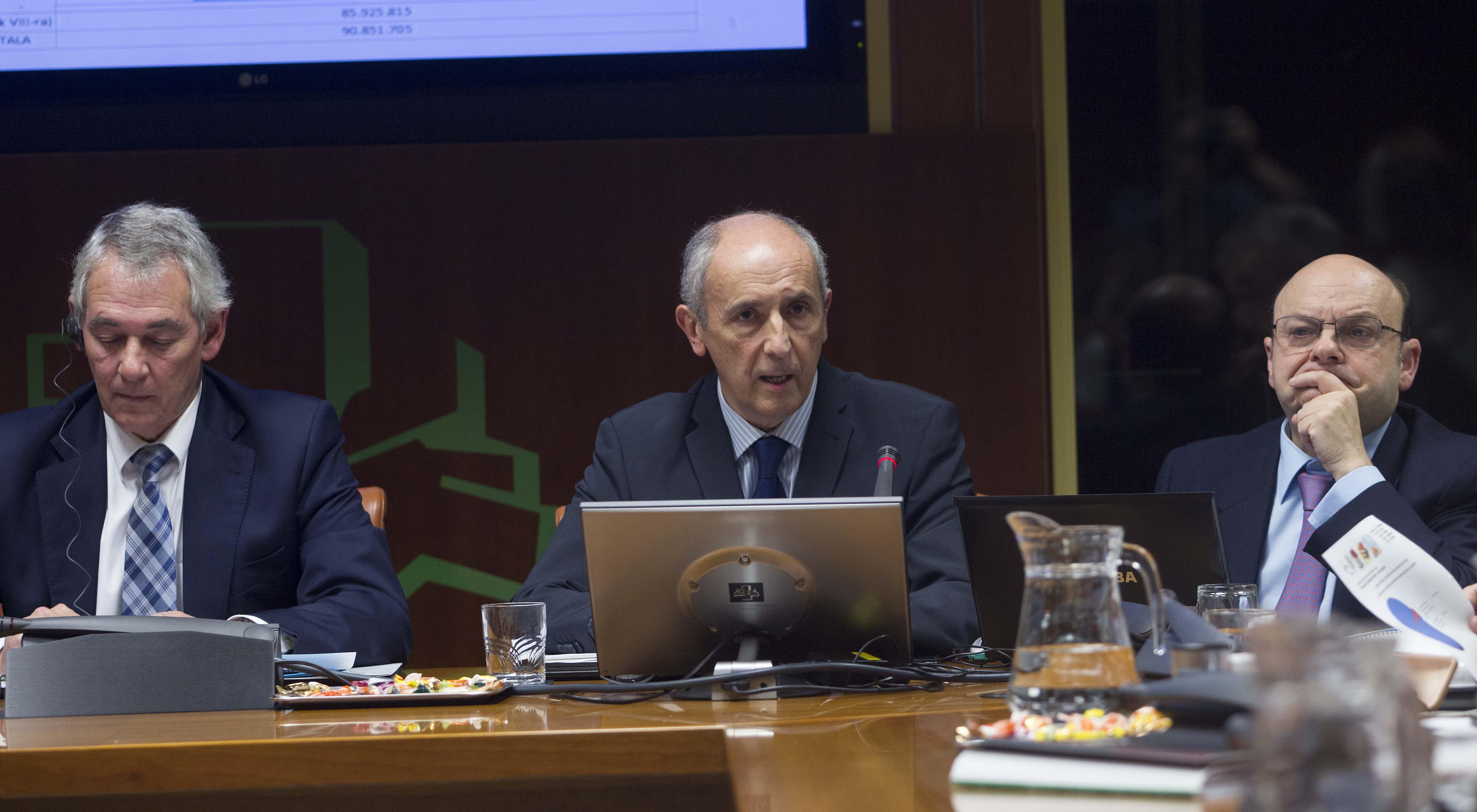El presupuesto del Departamento de Gobernanza Pública y Autogobierno se eleva, en 2018, a los 118,6 millones de euros, un 5% más que el pasado año