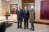 El Lehendakari ha recibido a responsables de la Fundación Síndrome de Down de Euskadi