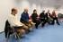Bilbao, la Ertzaintza se reúne con la comunidad gitana de Euskadi para reforzar los canales de colaboración y ofrecer su programa divulgativo de seguridad