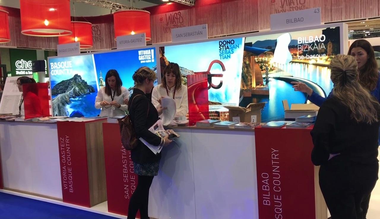 Harkaitz Millánek Euskadik World Travel Market-en izan duen esperientziaren balorazio positiboa egin du