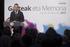 El Lehendakari subraya la importancia de la transmisión de la memoria a las futuras generaciones