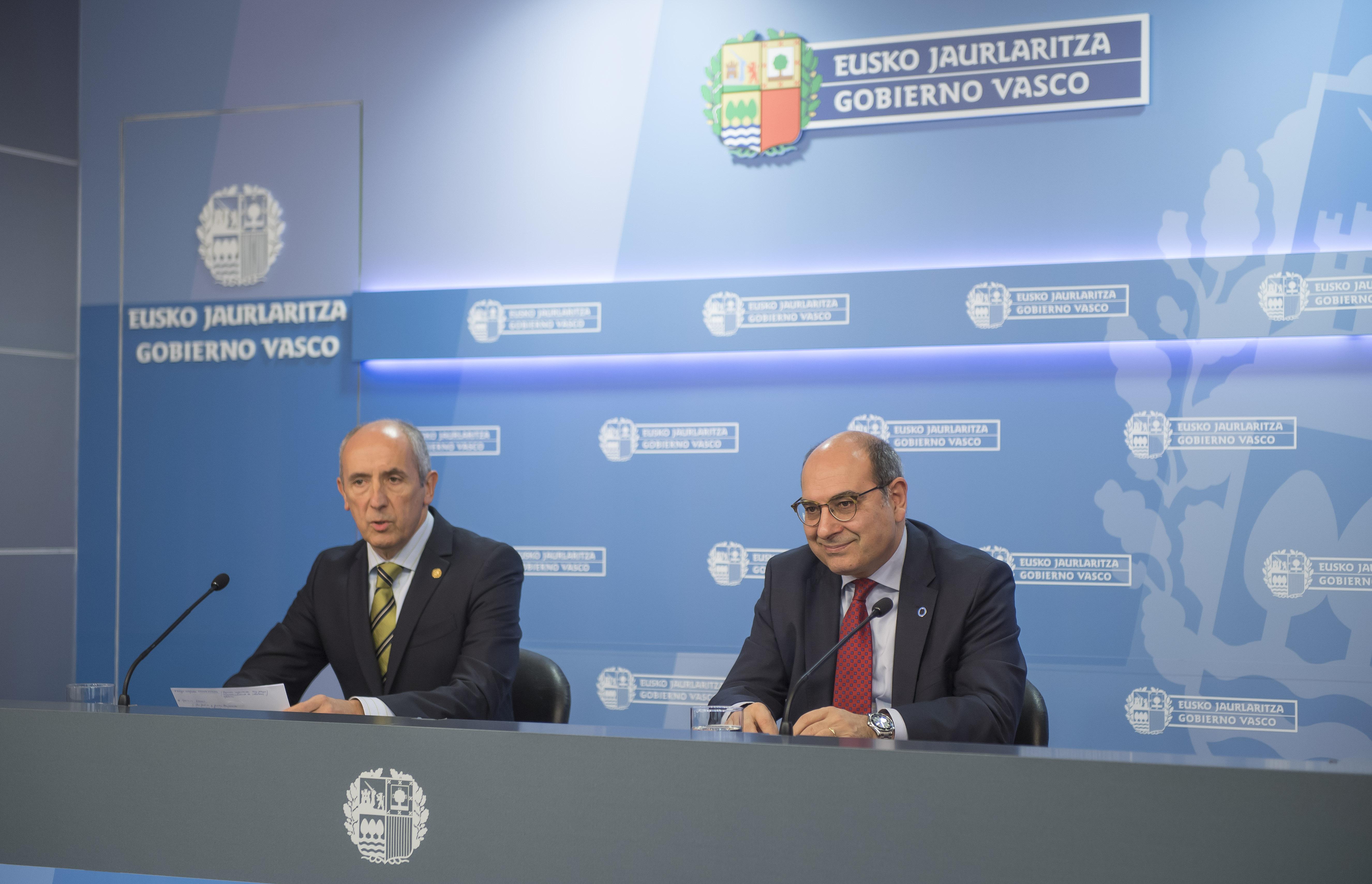 El Gobierno Vasco modifica el Decreto de ayudas económicas de compensación del copago farmacéutico para poder incorporar como beneficiarios a más colectivos vulnerables