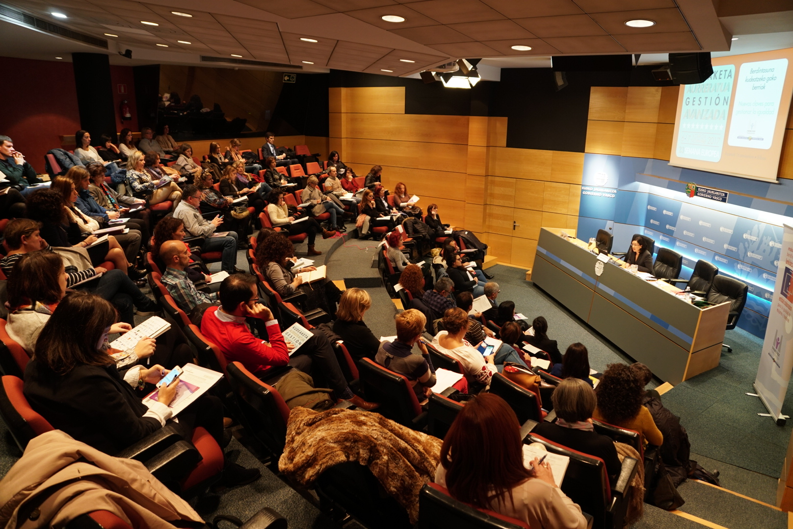 Bai Sarea busca multiplicar el impacto de los planes de igualdad en las empresas