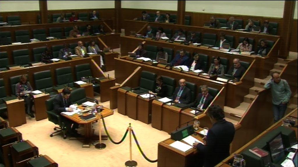 Interpelación formulada por D. Pello Urizar Karetxe, parlamentario del grupo EH Bildu, al lehendakari, relativa al desarrollo del autogobierno