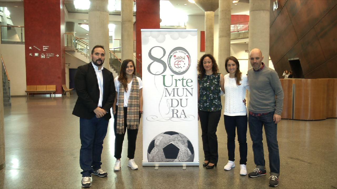 El Gobierno Vasco colabora con la Federación Vasca de Fútbol para convertir en una fiesta el partido de la Euskal Selekzioa en Ipurua