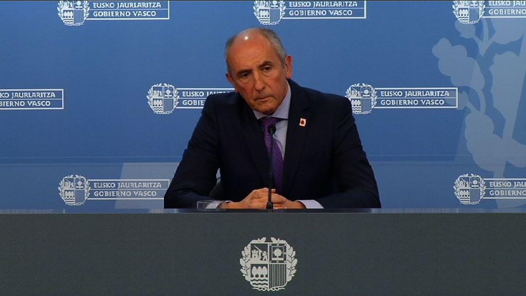 """El Gobierno Vasco defiende el """"pleno encaje"""" histórico, jurídico y económico de la Ley del Cupo y del Concierto Económico que aprobará el Congreso"""