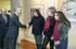 El Lehendakari ha recibido a responsables de Euskalsida