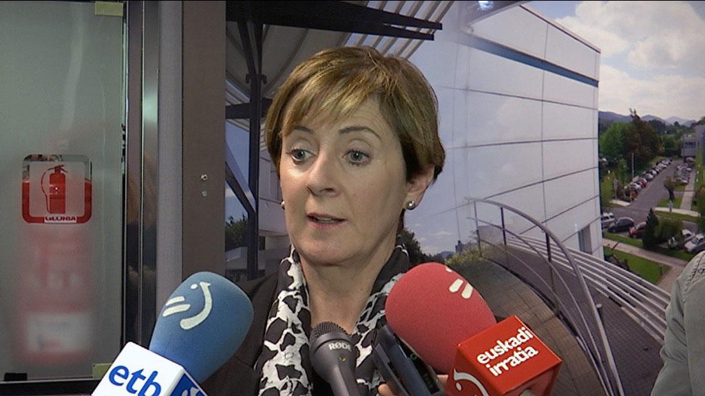 Valoración del Gobierno Vasco acerca de la reestructuración de plantilla de Siemens-Gamesa en Euskadi