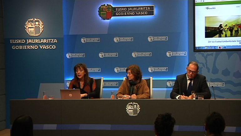 Avances en la Formación Dual universitaria y nuevo Observatorio de la Actividad de las universidades vascas