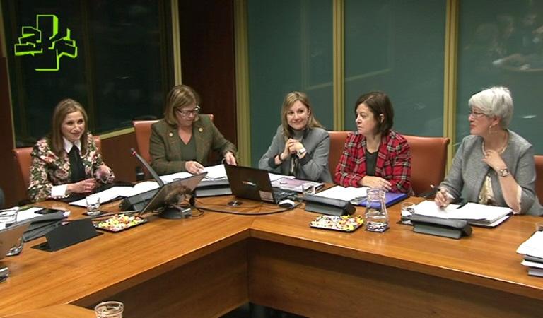 Comisión de Trabajo y Justicia (29/11/2017)