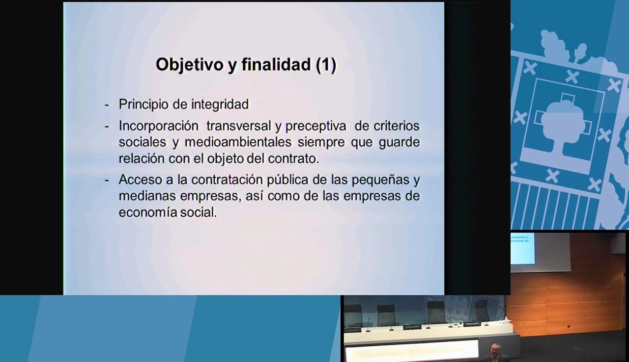 El IVAP explica, al personal público, las novedades de la nueva normativa sobre contratación de las administraciones