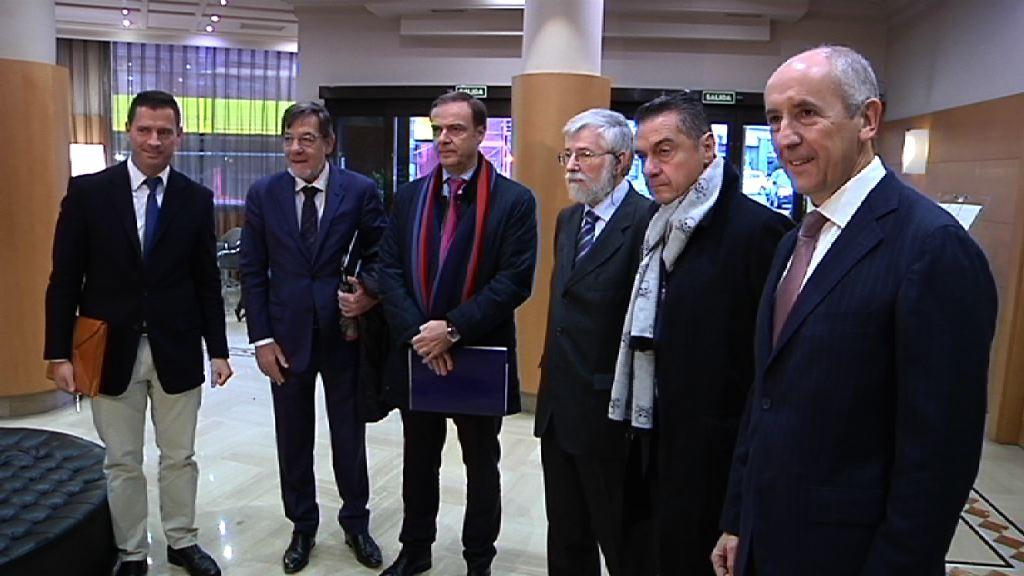 """El Gobierno asiste a la tercera jornada del Mermorial-Foronda titulada """"La Justicia frente al Terrorismo"""""""