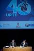 El Lehendakari analiza los retos de futuro del Autogobierno vasco en el 40 aniversario de Deia