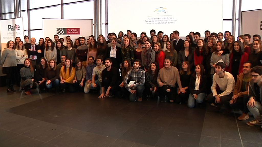 510 becarios comienzan su experiencia internacional para ampliar conocimientos y dar apoyo a las empresas vascas en todo el mundo