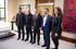 El Lehendakari se reúne con responsables de la asociación Salvamento Marítimo Humanitario-SMH